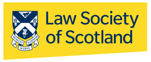 Pravniškega združenja Škotske (Law Society of Scotland)